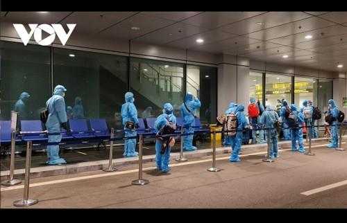 Quang Ninh : Réouverture de l'aéroport international de Vân Dôn  - ảnh 1