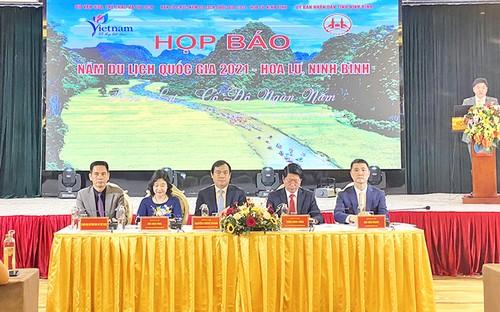 Bientôt l'ouverture de l'Année nationale du Tourisme 2021 - ảnh 1