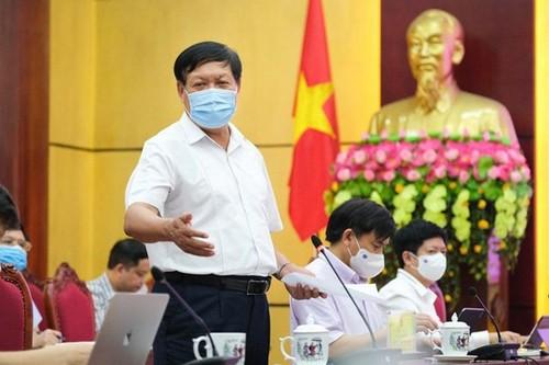 Le ministère de la Santé crée un service anti-Covid-19 permanent à Bac Ninh - ảnh 1