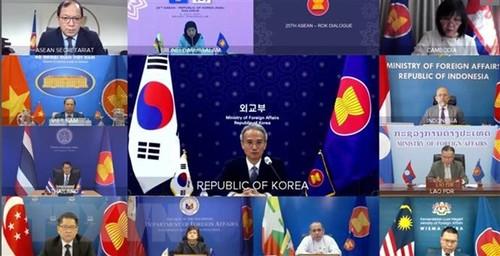 Coopération post-Covid-19 entre la République de Corée et l'ASEAN - ảnh 1