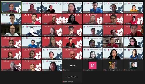 Les gouvernements vietnamien et australien saluent le rôle des jeunes leaders - ảnh 1