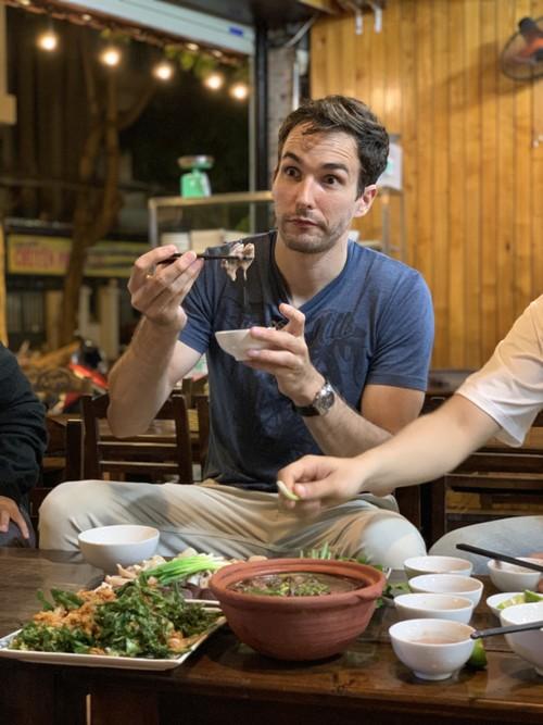 Will Pháp, au Vietnam, en pleine pandémie...    - ảnh 2