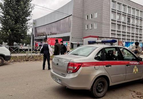 Russie : une fusillade dans une université fait au moins 8 morts - ảnh 1