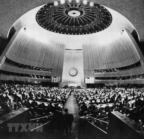 Nguyên Xuân Phuc à la 76e Assemblée générale de l'ONU - ảnh 2