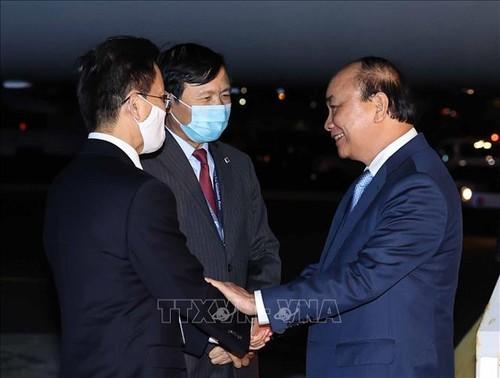 Nguyên Xuân Phuc à la 76e Assemblée générale de l'ONU - ảnh 1