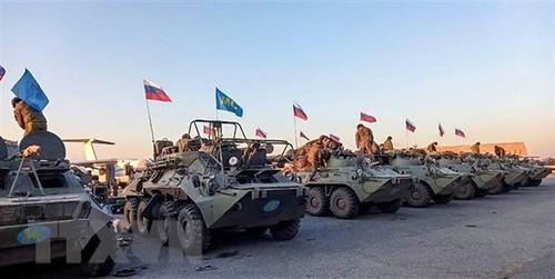 Russia launches humanitarian response center in Nagorno-Karabakh  - ảnh 1
