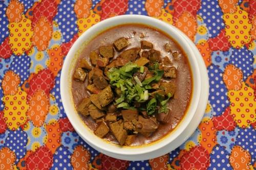 Sarapatel, mish-mash of pork offal  - ảnh 2