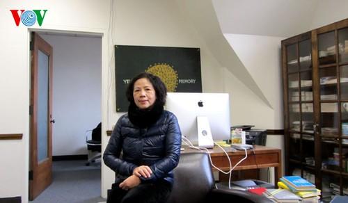 Ngỡ ngàng thăm nơi làm việc của GS Ngô Bảo Châu tại Mỹ  - ảnh 2