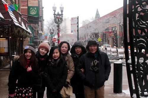 Ngỡ ngàng thăm nơi làm việc của GS Ngô Bảo Châu tại Mỹ  - ảnh 3
