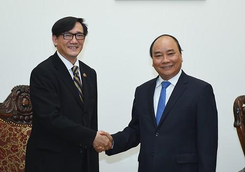Thủ tướng Nguyễn Xuân Phúc tiếp Đại sứ Malaysia, Đại sứ Thái Lan tại Việt Nam - ảnh 2