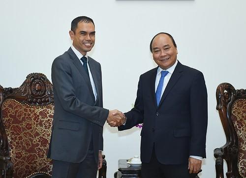 Thủ tướng Nguyễn Xuân Phúc tiếp Đại sứ Malaysia, Đại sứ Thái Lan tại Việt Nam - ảnh 1