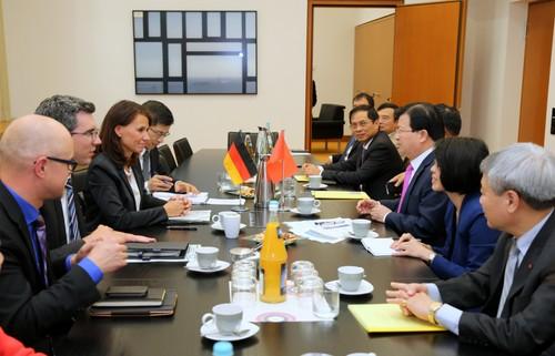 Việt Nam luôn coi trọng quan hệ Đối tác chiến lược với CHLB Đức - ảnh 1