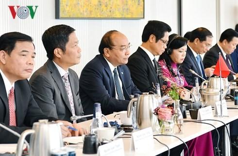 Thủ tướng đề nghị doanh nghiệp Việt Nam-Đan Mạch thúc đẩy EVFTA  - ảnh 1