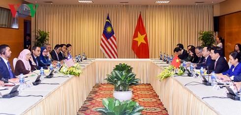 Phó Thủ tướng Phạm Bình Minh hội đàm với Phó Thủ tướng Malaysia - ảnh 2