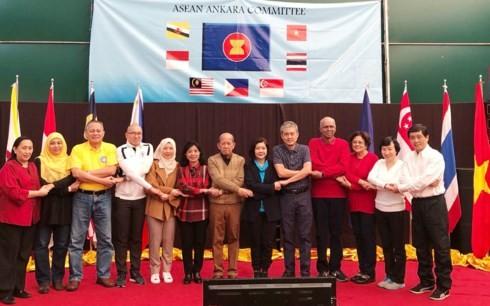 Quảng bá văn hóa Việt Nam trong Cộng đồng ASEAN tại Ankara - ảnh 1