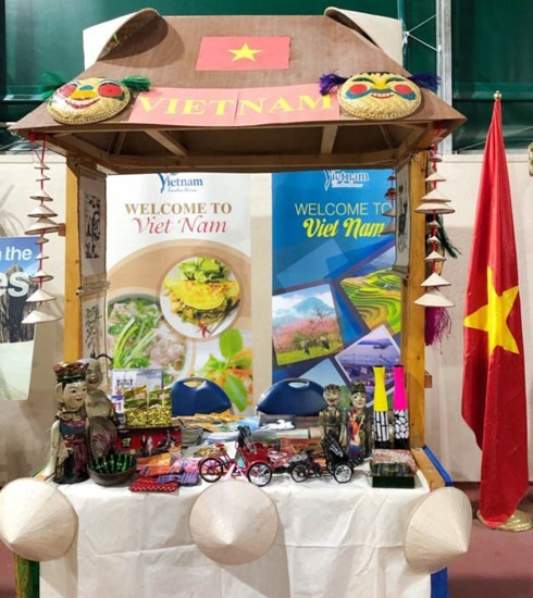Quảng bá văn hóa Việt Nam trong Cộng đồng ASEAN tại Ankara - ảnh 3
