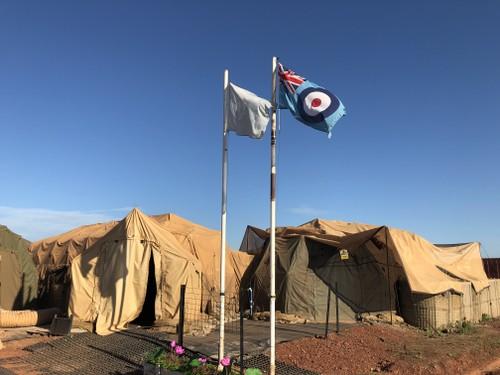 Bệnh viện Dã chiến cấp 2 Việt Nam triển khai tiếp nhận bệnh nhân tại Nam Sudan  - ảnh 9