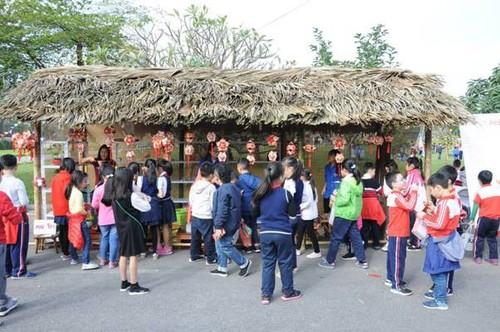Tái hiện các nghi lễ truyền thống tại Khu di sản Hoàng thành Thăng Long - ảnh 1