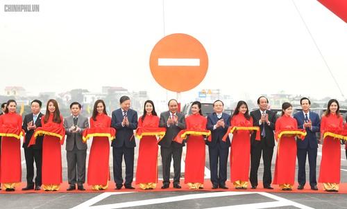 Thủ tướng phát lệnh thông tuyến nối hai cao tốc quan trọng - ảnh 3