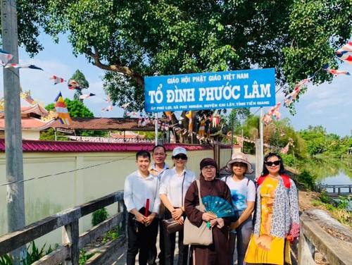Trung tâm Văn hóa Phật giáo Việt Nam tại Hàn Quốc tặng quà đồng bào bị hạn, mặn - ảnh 5