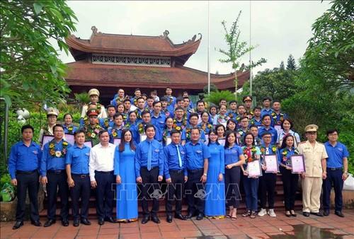 Sôi nổi các hoạt động kỷ niệm Ngày sinh Chủ tịch Hồ Chí Minh - ảnh 1