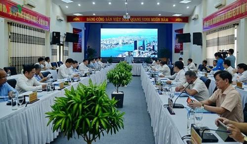 Ông Trần Quốc Vượng kiểm tra việc thực hiện Chỉ thị 35 tại Đà Nẵng - ảnh 2