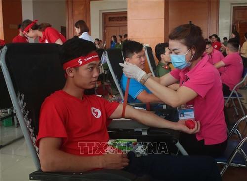 Chương trình Hành trình đỏ năm nay khởi đầu tại Cao Bằng - ảnh 1