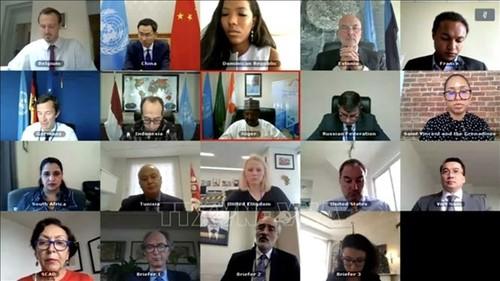 Việt Nam ủng hộ Chính phủ Syria và phe đối lập đàm phán  - ảnh 1