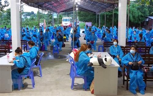Đưa công dân Việt Nam từ Hoa Kỳ, Hàn Quốc, Philippines về nước - ảnh 1
