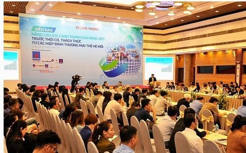 Nâng cao sức cạnh tranh hàng Việt trước thời cơ, thách thức từ các Hiệp định thương mại thế hệ mới - ảnh 1