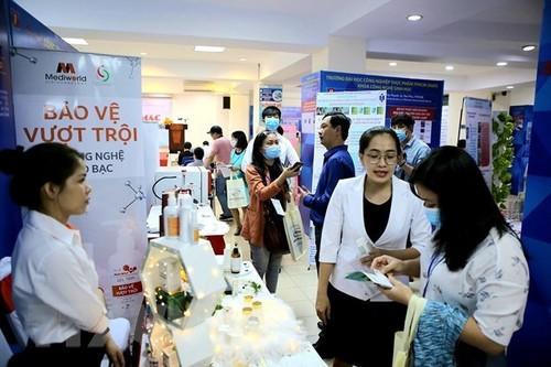 Thành phố Hồ Chí Minh đưa hơn 100 sản phẩm nghiên cứu khoa học ra thị trường  - ảnh 1
