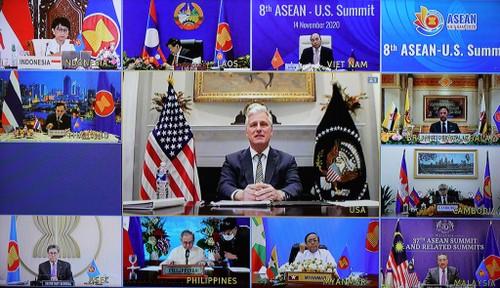 Các đối tác khẳng định phát triển quan hệ hợp tác với ASEAN - ảnh 1
