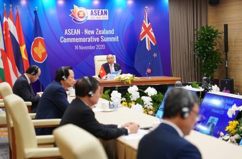 Các đối tác khẳng định phát triển quan hệ hợp tác với ASEAN - ảnh 2