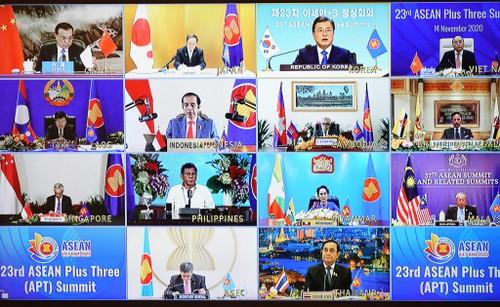 Trung Quốc, Nhật Bản, Hàn Quốc coi trọng vai trò trung tâm của ASEAN - ảnh 3