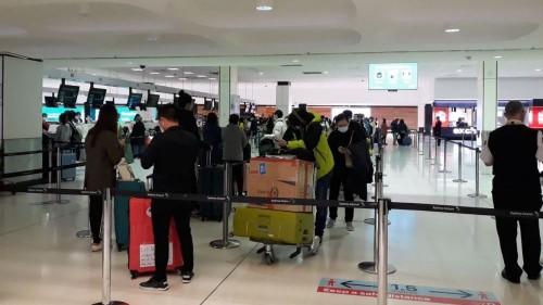 Đưa 340 công dân Việt Nam từ Australia và New Zealand về nước - ảnh 1