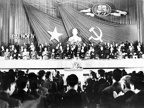 Đảng Cộng sản Việt Nam qua các kỳ Đại hội  - ảnh 4