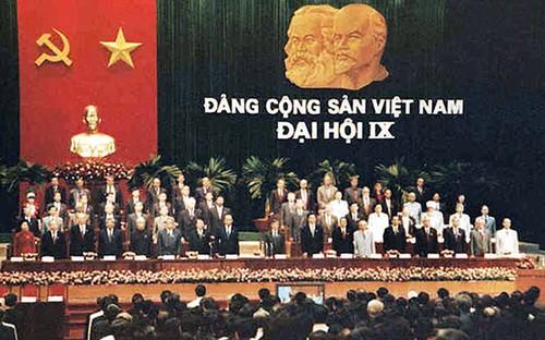 Đảng Cộng sản Việt Nam qua các kỳ Đại hội  - ảnh 8