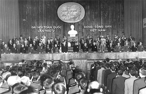Đảng Cộng sản Việt Nam qua các kỳ Đại hội  - ảnh 5