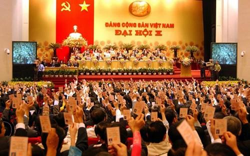 Đảng Cộng sản Việt Nam qua các kỳ Đại hội  - ảnh 9