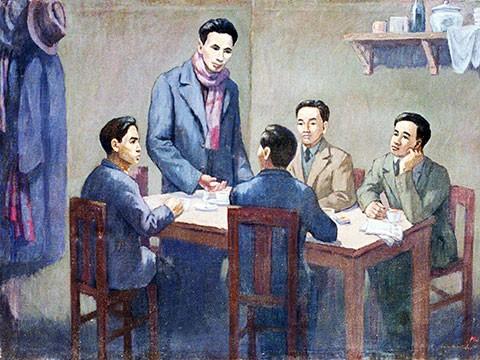 Đảng Cộng sản Việt Nam qua các kỳ Đại hội  - ảnh 1