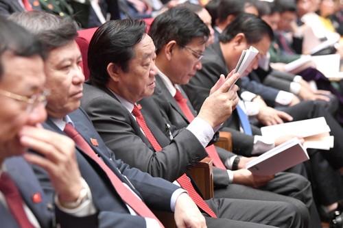 Khai mạc trọng thể Đại hội đại biểu toàn quốc lần thứ XIII của Đảng - ảnh 2