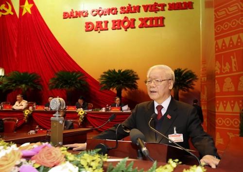 Khai mạc Đại hội XIII của Đảng: Thế và lực của Việt Nam không ngừng được nâng cao - ảnh 4