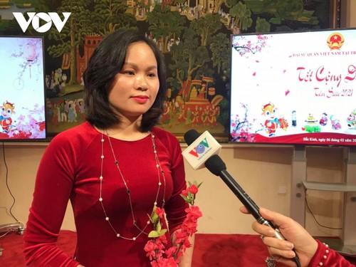 Người Việt đón Tết giữa vùng dịch Bắc Kinh - ảnh 1