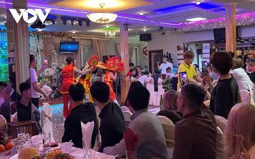 Xúc động cộng đồng người Việt tại Nga đón xuân Tân Sửu giữa mùa Covid-19 - ảnh 2