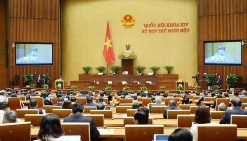 Quốc hội bắt đầu tuần làm việc thứ 2 - ảnh 1