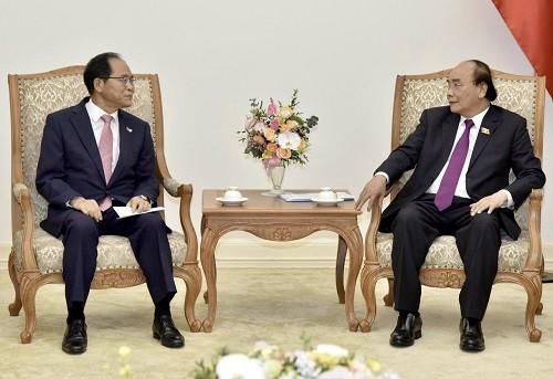 Việt Nam luôn tạo điều kiện thuận lợi nhất cho các nhà đầu tư Hàn Quốc - ảnh 1