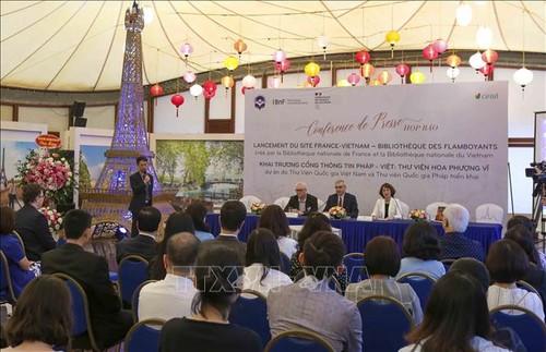 Khai trương cổng thông tin Pháp-Việt chia sẻ tài liệu lịch sử quý hiếm về Việt Nam - ảnh 1