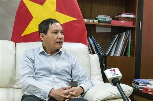 """Đại sứ quán Việt Nam tại Israel """"ưu tiên số 1""""cho công tác bảo hộ công dân  - ảnh 1"""