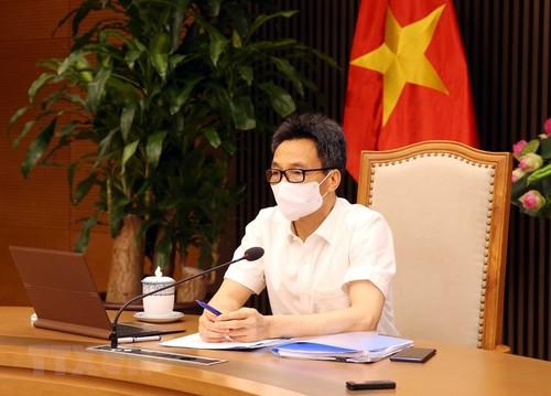 Bắc Giang quản lý được công nhân nguy cơ cao mắc Covid-19 - ảnh 1