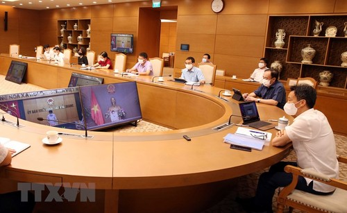 Bắc Giang quản lý được công nhân nguy cơ cao mắc Covid-19 - ảnh 2